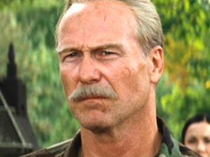 Played by William Hurt