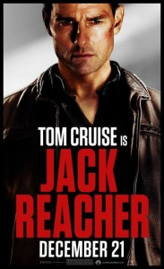 Pictured: Tom Cruise, the most miscast book character since That Chick from Divergent.