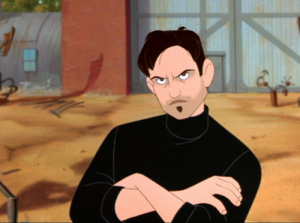 Dean from Iron Giant judging you face